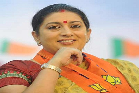Smriti Irani in forged qualification