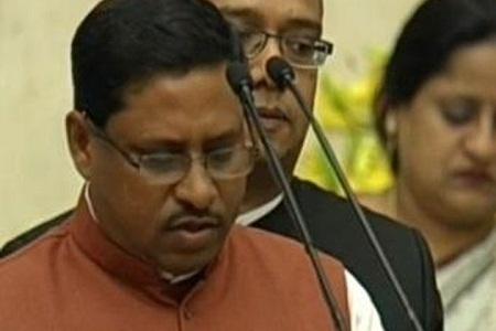 Ram Shankar Katharia forged marksheets