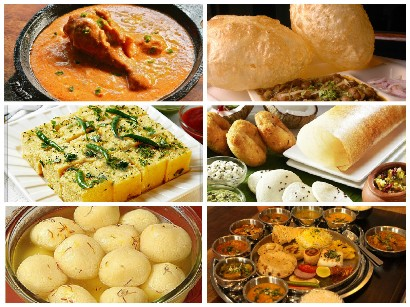 Indian cuisine, butter chicken, Indian taste, chole bhature